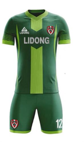 תלבושת מעוצבת ירוקה
