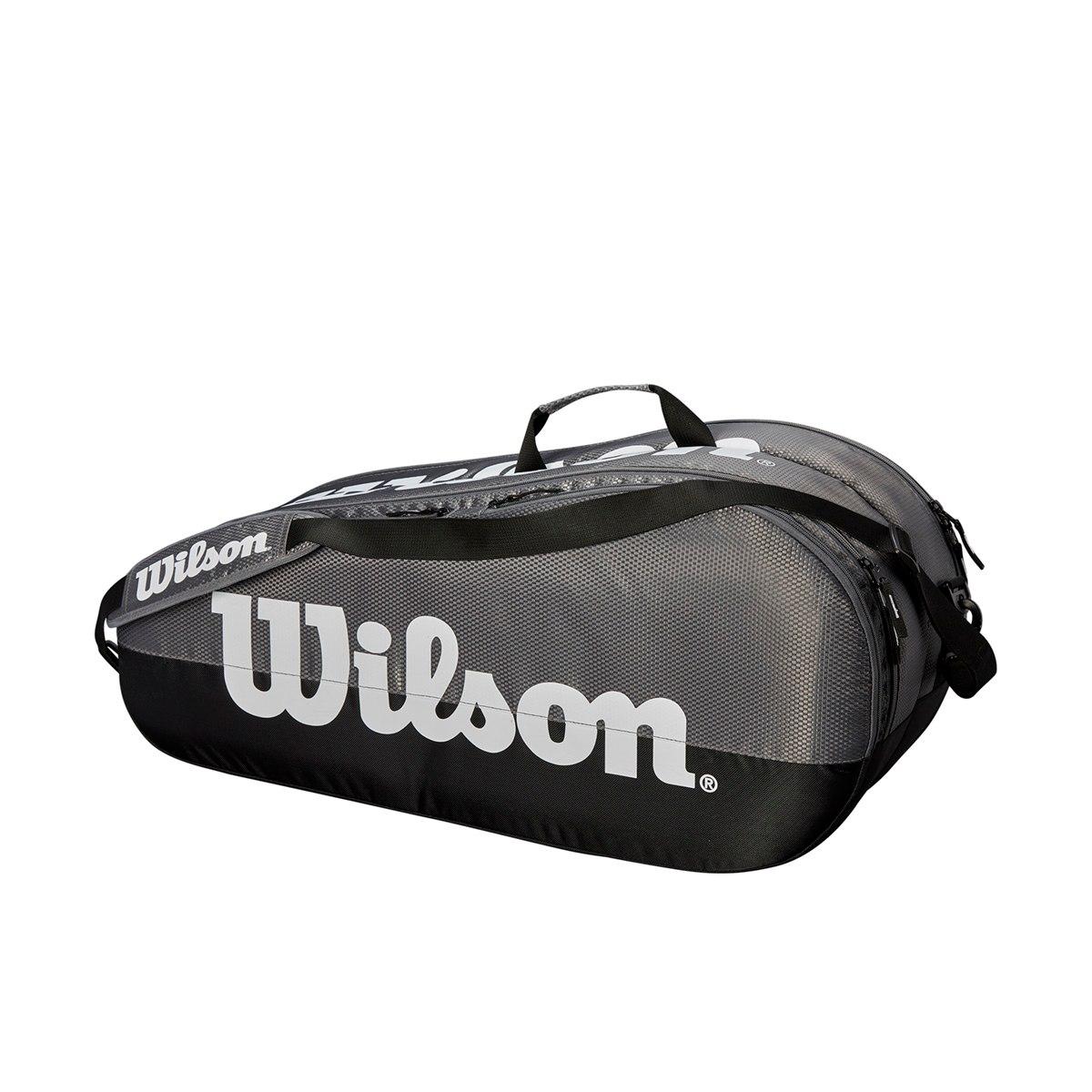 תיק טניס 2 תאים  Wilson Team 2 Pack Competition