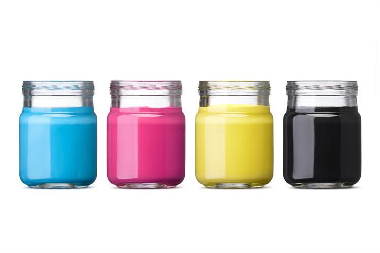 דיו מנדלברג סט 4 צבעים