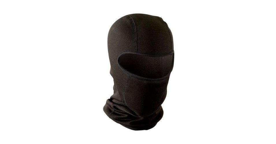 בלקלאווה - מסיכת פנים  ( נינג'ה ) טרמית לשמירת חום ונידוף זיעה