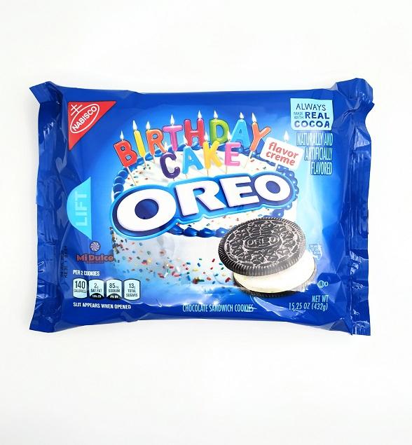 Oreo birthday cake ענק!
