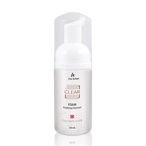 Anna Lotan Clear Foam Purifying Cleanser - אנה לוטן קליר קצף ניקוי