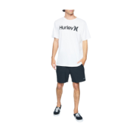 hurley Everyday Wash Oao Solid Mens Ss Tee