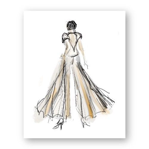 איור אופנה #10