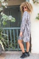 שמלת לילי רוז