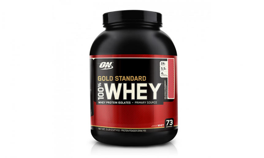 גולד סטאנדרט 2.27KG USA|Optimum Nutrition Gold 100% Whey USA