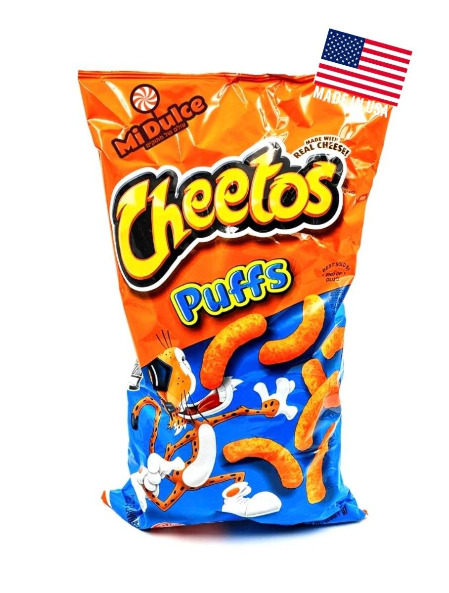 Cheetos Puffs מארז ענק!
