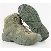 נעליים טקטיות  הרים לואה ירוק זית LOWA Zephyr  Mid Sage