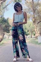 מכנס בהאמה + חגורה