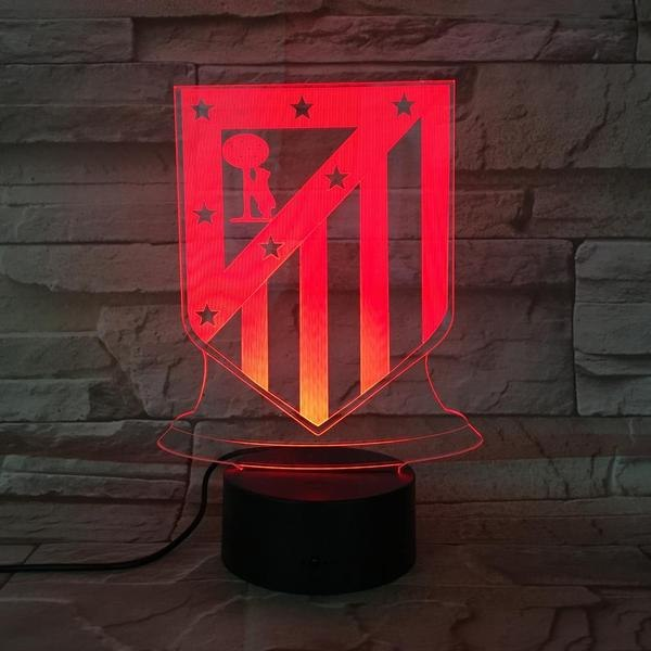 מנורת לילה אתלטיקו מדריד