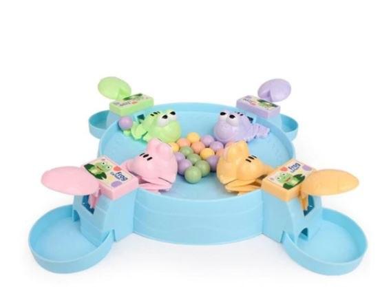 משחק ילדים - הצפרדע הרעב