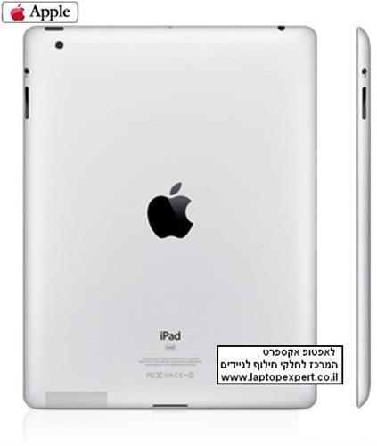 גב אחורי מקורי לאייפד 2 Original iPad 2 battery cover replacement