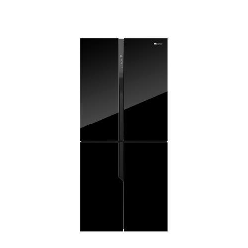 מקרר מקפיא תחתון hisense RQ56WC4S/BG 427 ליטר הייסנס