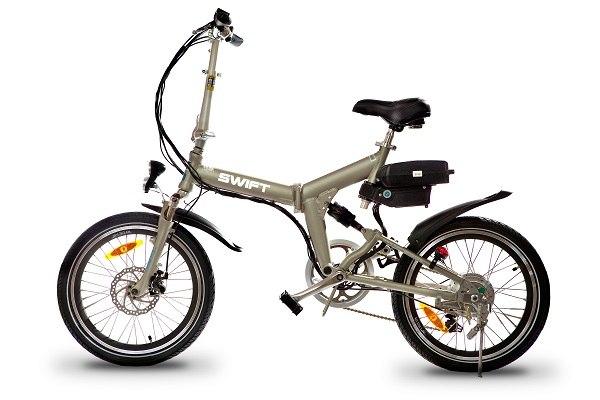אופניים חשמליים שיכוך מלא יד שנייה סוללה חדשה