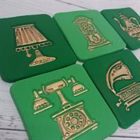 Vintage accessoires stamps