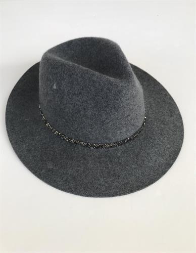 כובע שיין אפור