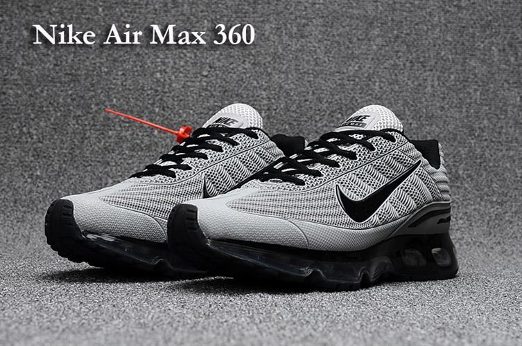 נעלי ספורט NIKE מסדרת Air Max 360 היוקרתית מידות 40-46