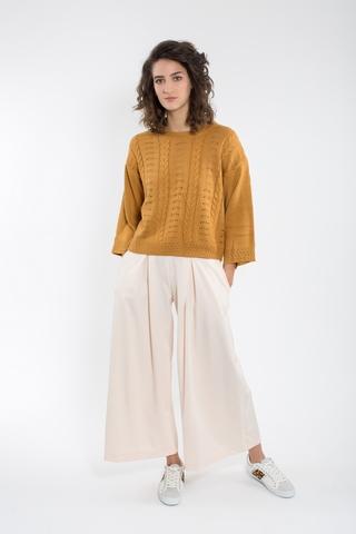 מכנס גול ורוד בהיר