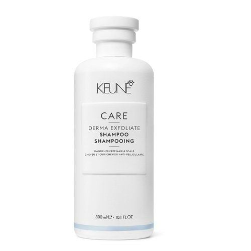 שמפו טיפולי בקרקפת שומנית וקשקשים  shampoo derma exfoliation KEUNE