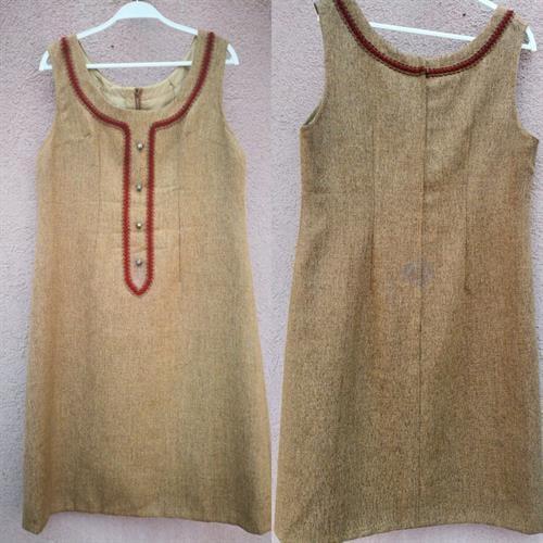שמלת סרפן איכותית נפלאה מידה L