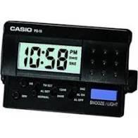 שעון מעורר דיגיטלי קסיו CASIO PQ-10