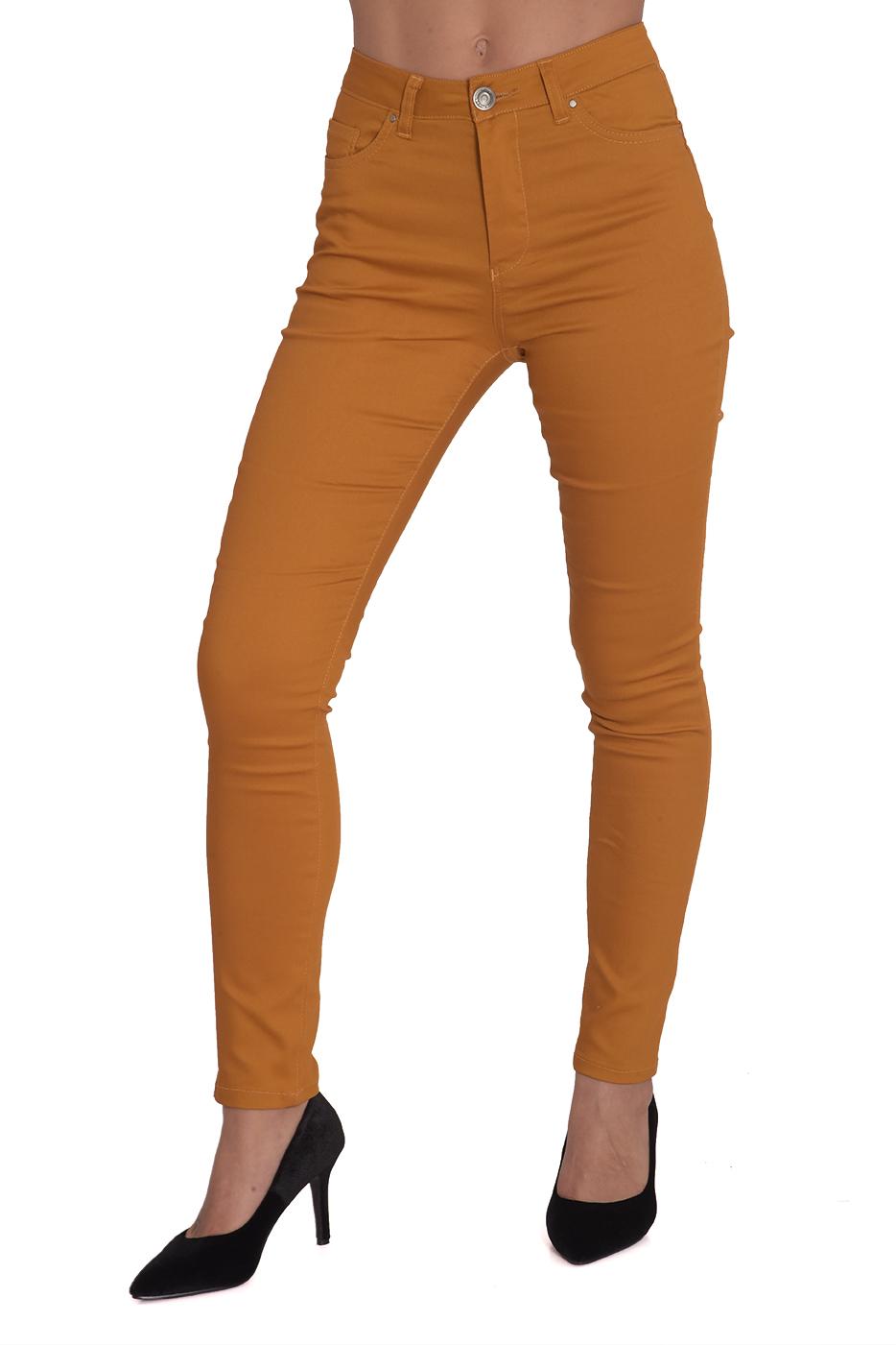 מכנס אורטל חרדל