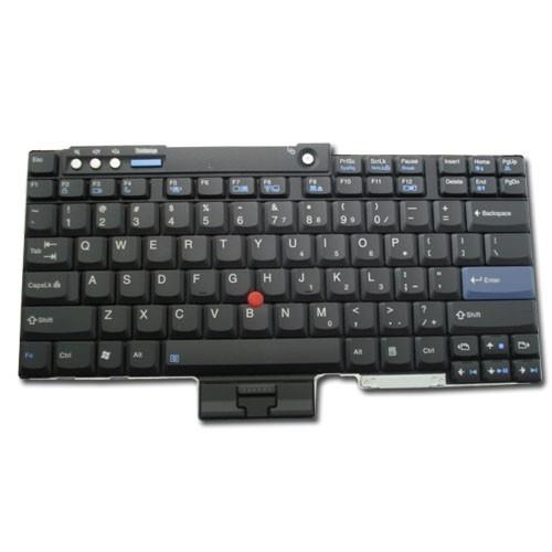 מקלדת למחשב נייד לנובו Lenovo ThinkPad R500 / T500 / W500 FRU 42T4066 , 42T3937 , 42T4008 , 42T4072