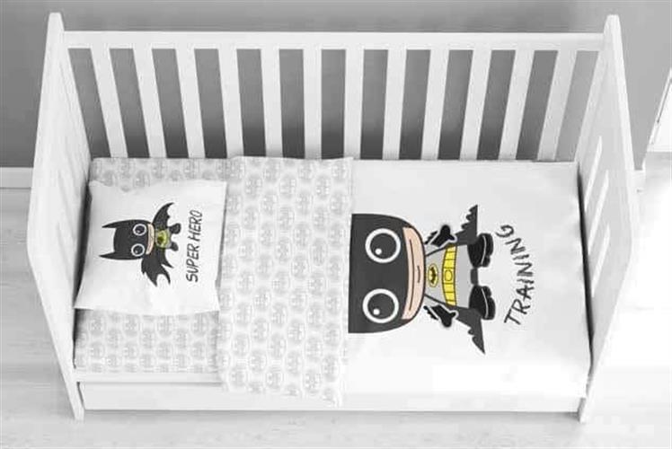 סט למיטת תינוק בייבי באטמן