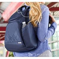 תיק גב טרבלון נגד גניבות - Travelon Anti-Theft Classic Backpack