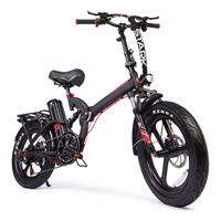 אופניים חשמליים MACH 5