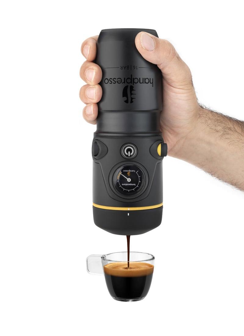 מכונת אספרסו Handpresso Auto