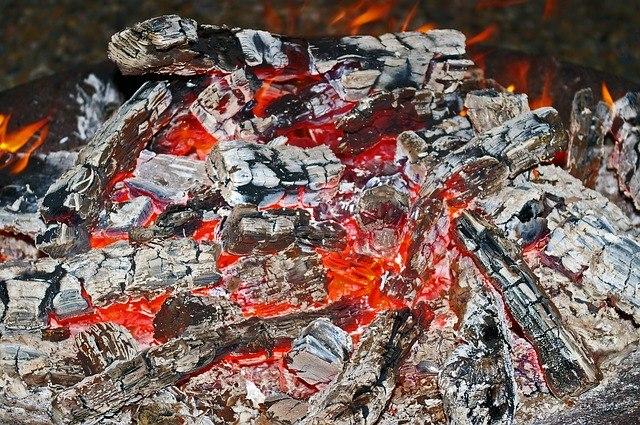 """פחם למנגל / גריל / מעשנה /נרגילה גוואיאקאן פחמי ארזי - שק של 20 ק""""ג"""