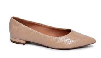 נעלי מוקסין שפיץ שטוח לנשים VIZZANO דגם - 1206-200