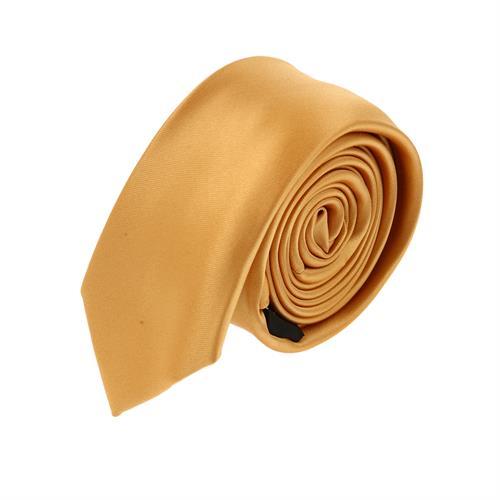 עניבה חלקה חרדל