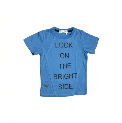 חולצת טריקו LOOK ON THE BRIGHT SIDE