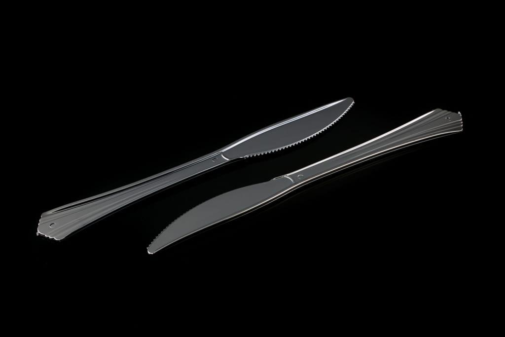 סכין מוכספת