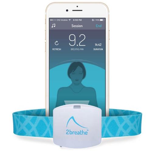 2breathe - טובריד - מכשיר לטיפול בבעיות שינה