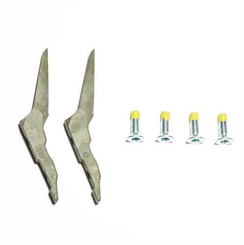 קוצים קצרים לדוקרן Distel כולל ברגים