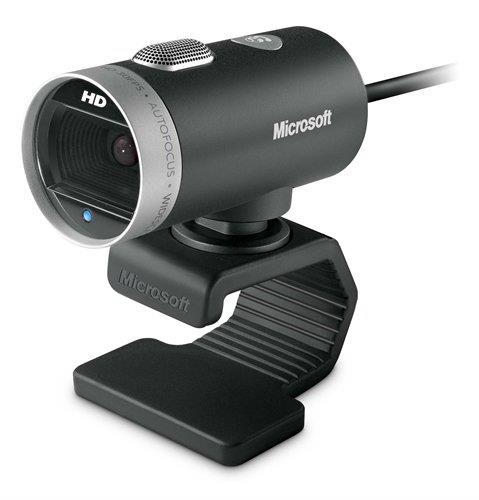 מצלמת רשת Microsoft LifeCam Cinema - USB