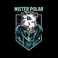 חולצת טי - Mister Polar