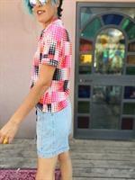 חולצת שנות ה-70 מגניבה שאין לתאר מידה L