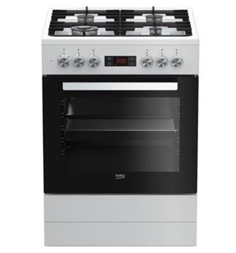 BEKO תנור משולב רחב דגם FSM61330DWDSL
