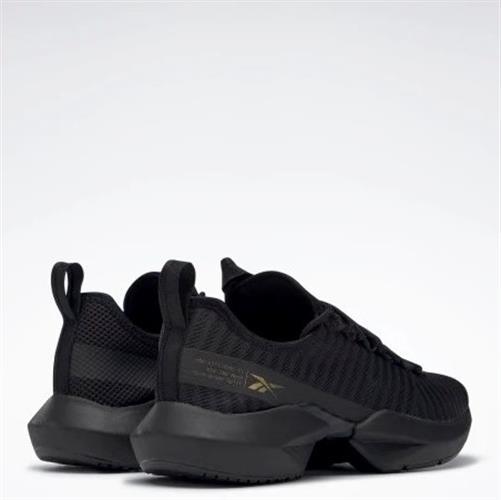 REEBOK SOLE FURY נעלי גברים שחור מלא לוגו זהב