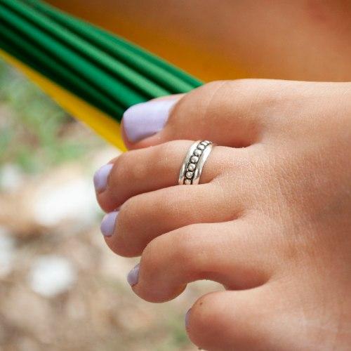 טבעת רגל רומי