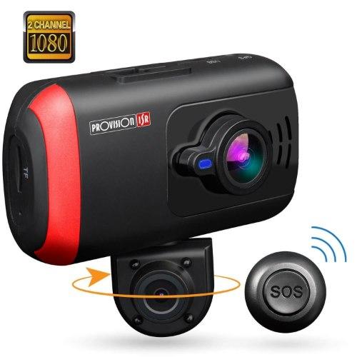 מצלמת דרך PROVISION PR-2500CDV דו כיוונית