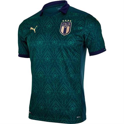 חולצת אוהד איטליה שלישית יורו 2020