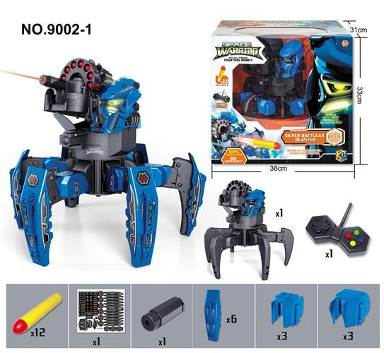 Space Warriors - 9002-1 2.4G - לוחמי חלל
