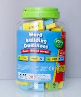 דומינו - בונים מילים באנגלית | Word Building Dominoes