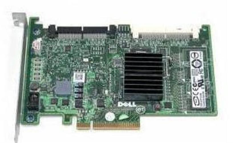 בקר רייד לשרת דל Dell PowerEdge 3.0GBps Perc 6i SAS RAID Adapter Controller Card YW946 0YW946