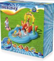 בריכת פעילות דגם מערב הפרוע של חברת Bestway - קפיץ קפוץ